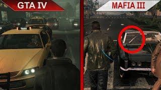 THE BIG GTA IV vs. MAFIA III SBS COMPARISON | PC | ULTRA
