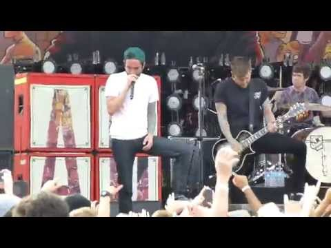 """""""ADTR"""" - """"Sometimes You're The Hammer/Nail"""" & """"Have Faith In Me"""" Live Richmond, Va. 4/19/14"""