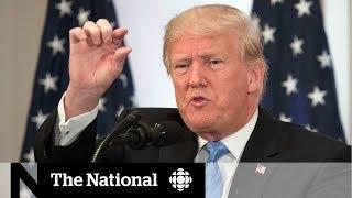 Trump cries foul on NAFTA