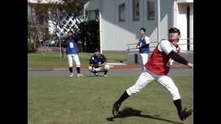 日本ろう野球協会0004 遠投 六倉忠亮(福岡県)