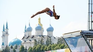 Дневники Чемпионата Мира 2015. 4 августа. Хай-дайвинг (KAZAN 2015 TV)