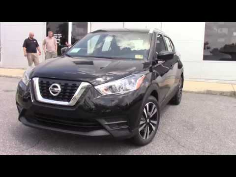 2018 Nissan Kicks SV Startup, Full Tour, and Review