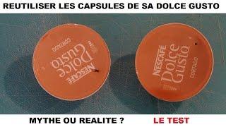 Reutiliser Les Capsules Dolce Gusto Krups Circolo