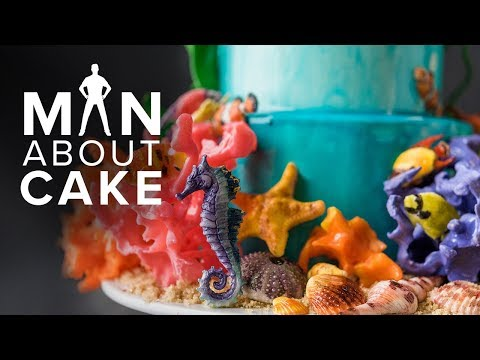 Under The Sea Cake | Man About Cake