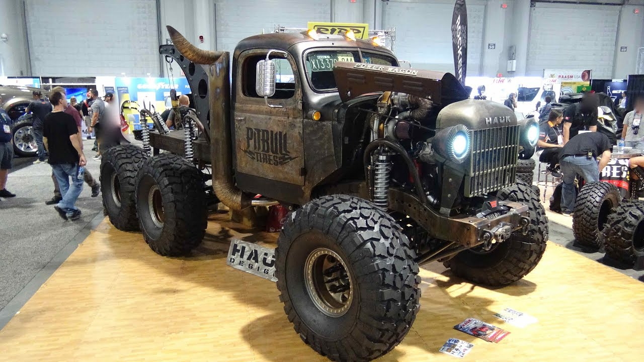 Build A Dodge >> 1946 Dodge Power Wagon 6X6 with Compound Turbos on a ...