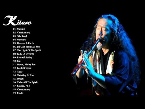 Kitaro Greatest Hits | The Best Of Kitaro | Best Instrument Music