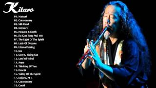 Kitaro Greatest Hits | The Best Of Kitaro | Best Instrument Music - Stafaband