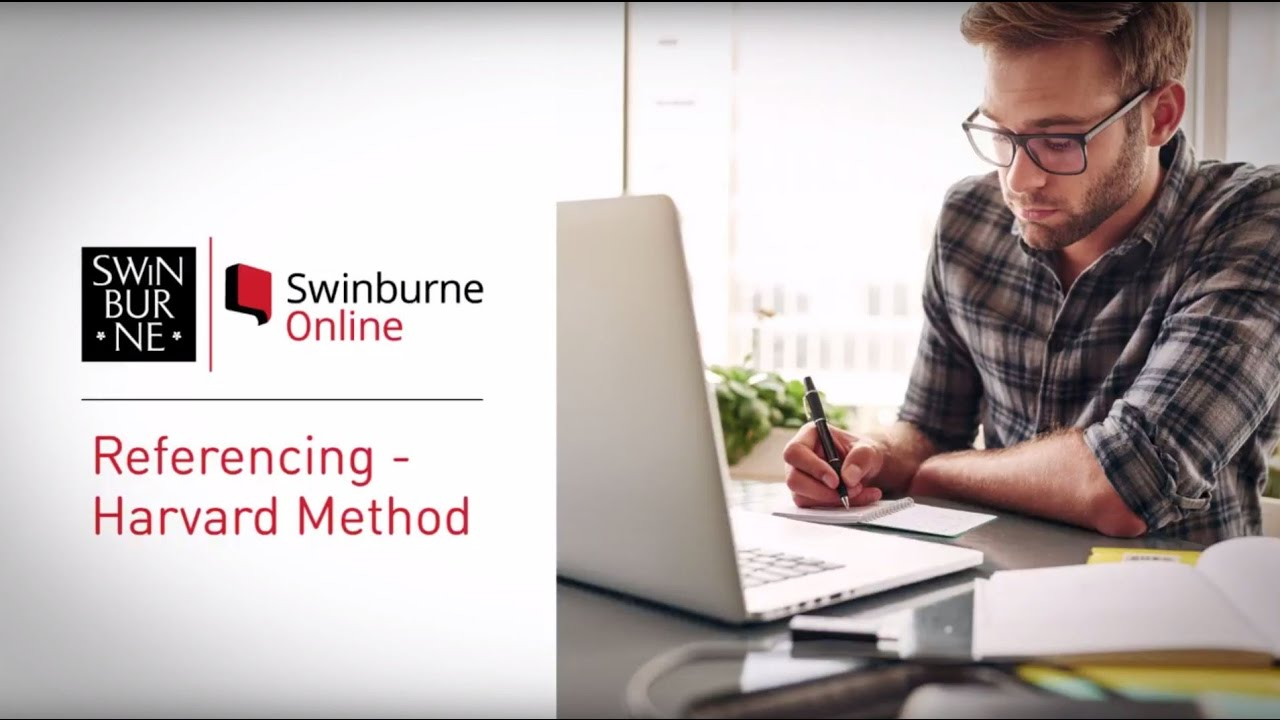 How To Reference - Harvard Style Referencing Guide | Swinburne Online
