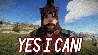 THE SOLO MAN WHO CAN! (Rust)