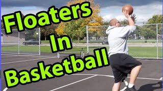 Basketball Floater | How To Shoot A Floater In Basketball