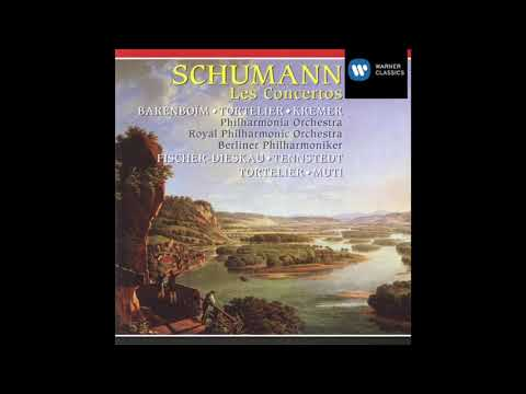 Schumann: Konzertstuck in F major Op.86: I. Lebhaft - Berlin Philharmonic 1992 Hn1:Gert Seifert