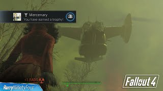 Fallout 4 - Mercenary Trophy / Achievement Guide (Fastest Way to Complete 50 Misc Objectives)