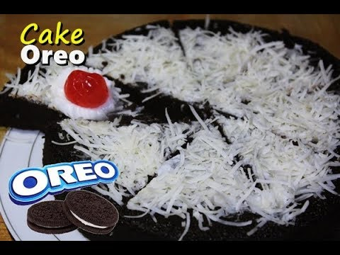 Membuat Cake Oreo Dengan 2 Bahan Simple Mudah Dan Enak Ala Zasanah