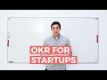 How can startups benefit from OKR? #OKRFAQ