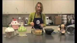 How To Make A Giant Cupcake