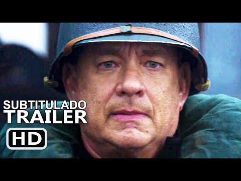 Greyhound (2020)   Tráiler Oficial Subtitulado   Tom Hanks