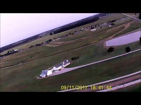 FPV49v4 Maiden Short But Successful Flight