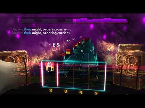 Sabaton - Midway : Rocksmith 2014 Remastered Lead *CDLC*