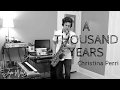 Justin Ward- a Thousand Years (christina Perri) video