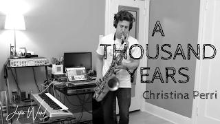 "Justin Ward- ""A Thousand Years"" (Christina Perri)"