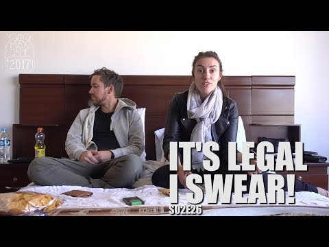 La Paz, Bolivia | Anywhere else this would be illegal!! | South America Vlog E26