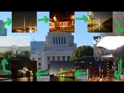 【Go Driving & Traveling】首都高ドライブしながら東京観光案内(Roadside Tokyo Travel Guide)