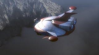 "UFO Robot Goldrake/Grendizer ""The Guardian"" 3D Film - No profit Fan Movie Trailer"