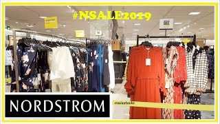 #NORDSTROM ANNIVERARY SALE 2019 I SHOP WITH ME #NSALE 2019 Ladies Wear