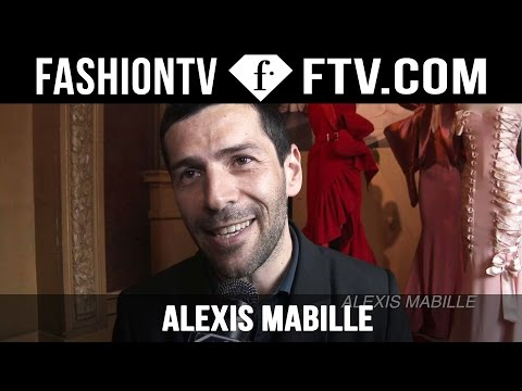 Alexis Mabille Presentation | Paris Haute Couture Fall/Winter 2015/16 | FashionTV