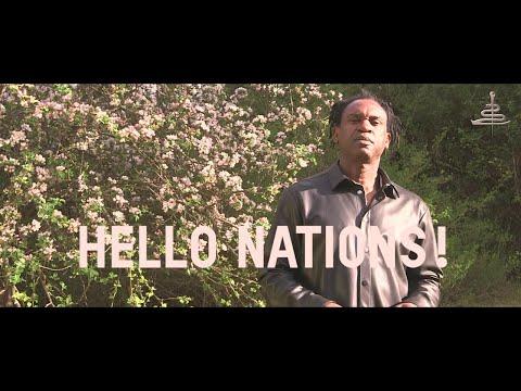 Dr. Alban - Hello Nations (Lyric Video)