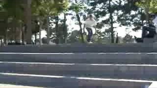 Austin Grant hardflip 4 block