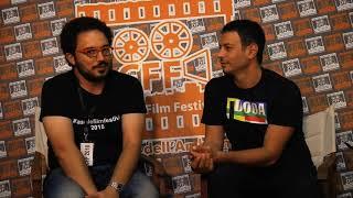 Mino Abbacuccio intervista al Caselle Film Festival 2018