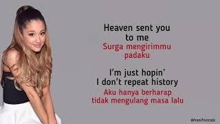 Ariana Grande - Positions   Lirik Terjemahan