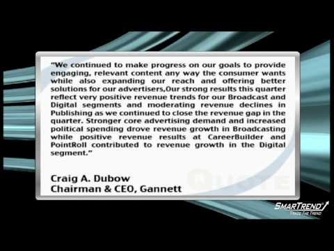 Earnings Report:Gannett Co. Reports Boost in Q2 Profits (GCI)