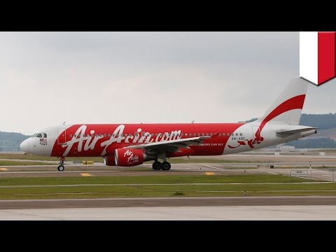 AirAsia plane QZ8501 to Singapore lost with 162 onboard