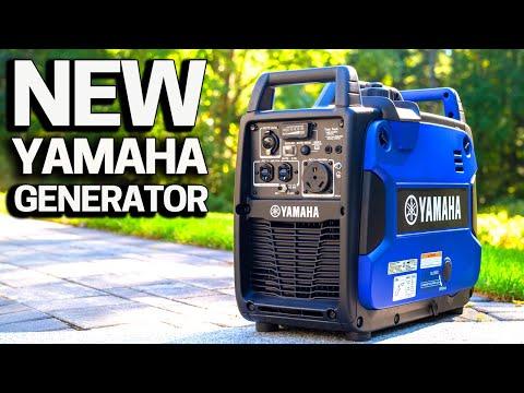 Yamaha EF2200is Generator VS Honda EU2200i - Best Portable Generator