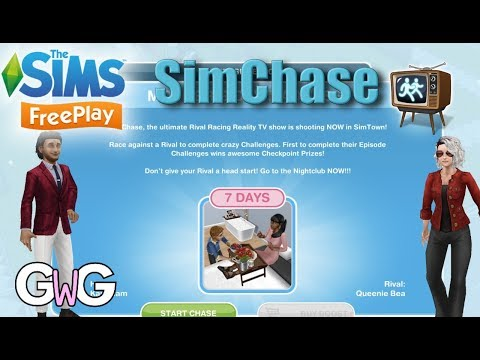 The Sims Mobile – The Girl Who Games