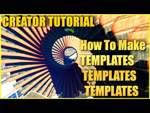 GTA CREATOR TUTORIAL - How To Build Every Template Ever! - EPIC ROCKSTAR EDITOR CLIP!