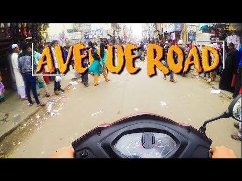 Avenue Road Bangalore    [ CINEMATIC ]