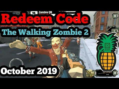 Redeem Code October 2019 - The Walking Zombie 2 - YouTube