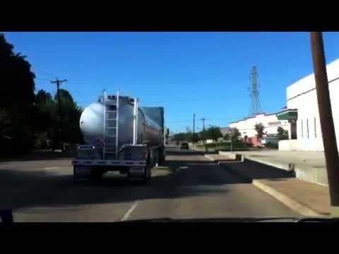 Texas transeastern petroleum hauler pasadena texas