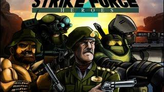 Играем в Герои ударного отряда 2 №12-штурмовик