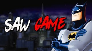 BATGIRL FOI SEQUESTRADA ! ( BATMAN SAW GAME )