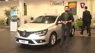 Автомобіль Року 2018 | Номінант: Renault Megane Sedan