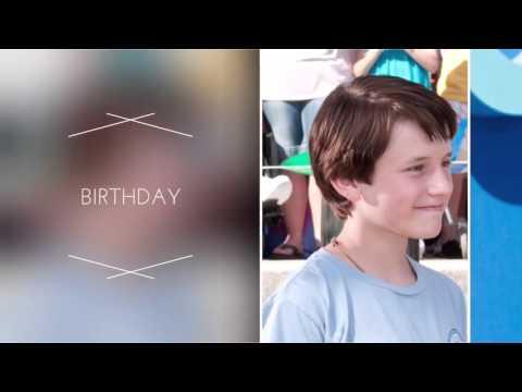 Happy 18th Birthday Nathan Gamble