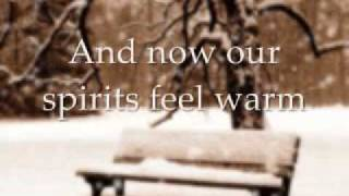 The Christmas Song - Owl City *with lyrics*