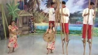 Leron, Leron Sinta - Philippine Folk Dance