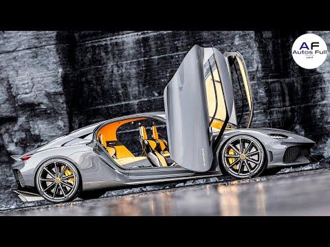 Koenigsegg Gemera | El Súper Auto que lo cambia Todo