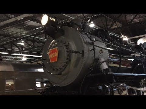 Railroad Museum of Pennsylvania 5/17/17