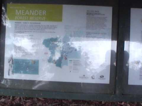 trip up to Meander Falls tasmania part 1